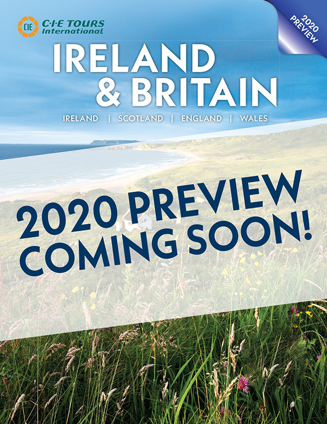 Ireland and Britain 2020 Preview Brochure