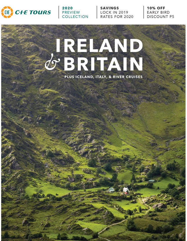 Ireland and Britain<br>2020 Preview Brochure