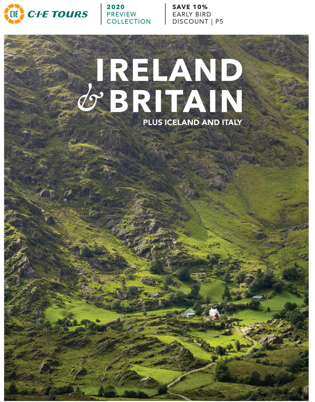 Ireland/Britain 2020 Brochure